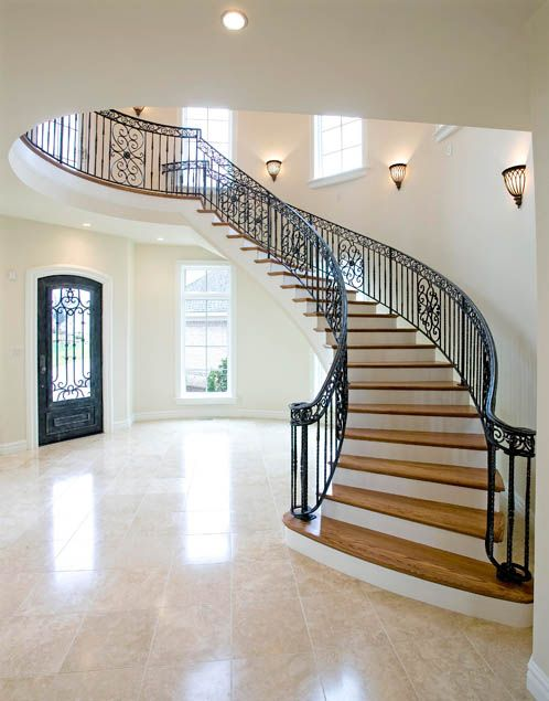 Gentil Vision Stairways And Millwork
