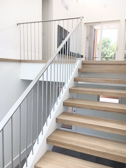 Modern Nickel Baluster