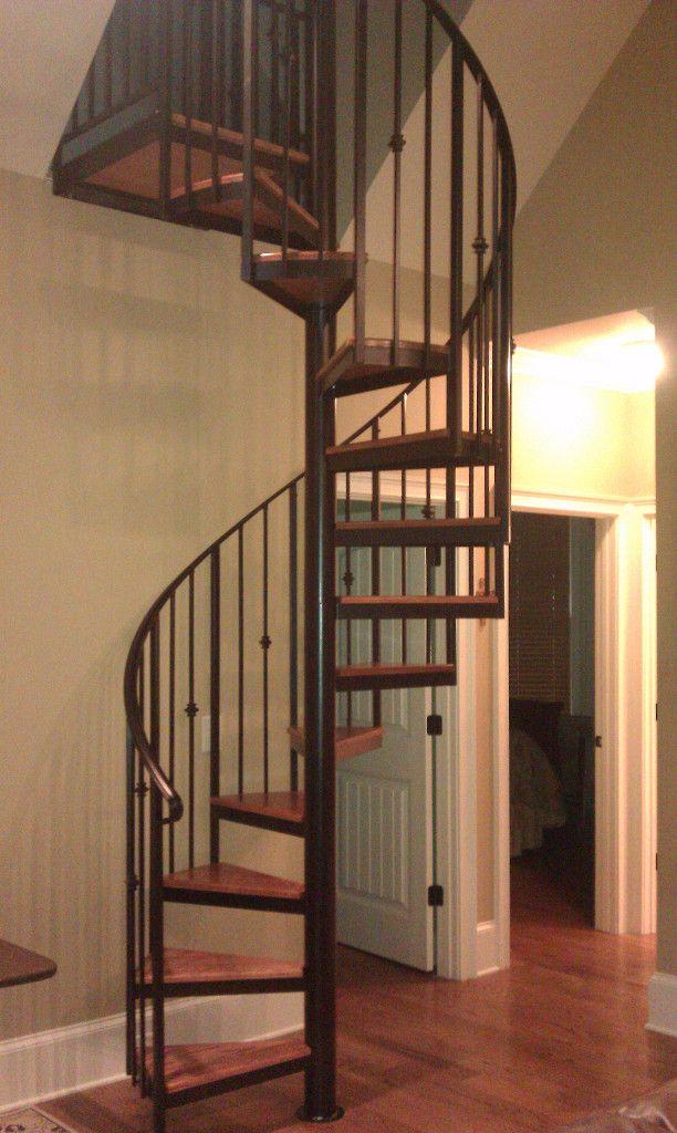 10. 10. Jackie Spiral Stair 2