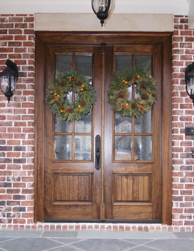 Entry Front Doors: Custom Front Doors For Residents Of Atlanta, GA & Other